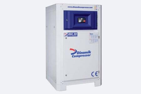 screw compressors